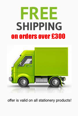 offers on orders over £300