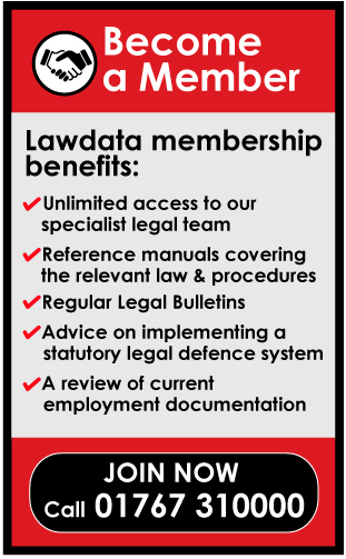 Become a Lawdata member