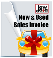 new and used sales invoice